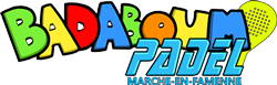 Badaboum Padel - Terrain indoor à Marche-En-Famenne